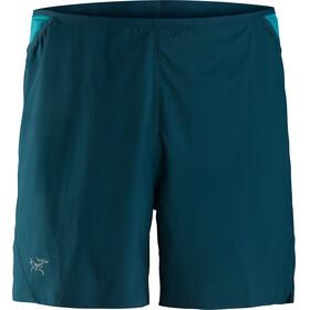 Arc'teryx Soleus Pantaloni corti Uomo blu